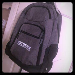 NWOT Gatorade backpack laptop bag by Basecamp